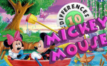 10 Differences Mickey Mou