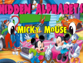 Hidden Alphabets Mickey M…