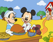 Mickeys Mouse Thanksgivin…