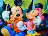 Mickey - Friends find the…