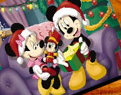 Mickey and Miney christma…