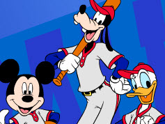 Mickey Mouse Baseball