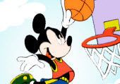 Mickey Basketball Online …