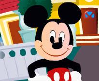 Mickey Bingo