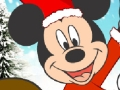 Christmas Mickey Mouse Dr…