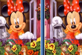 Mickey Mouse Spot The Dif…
