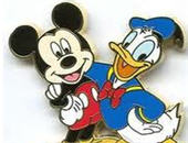 Mickey Mouse and Donald …