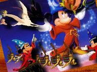 Mickey Mouse fantasy
