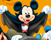 Halloween Mickey Coloring…