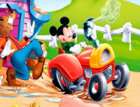 Mickey Mouse Hidden Lett…