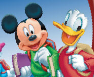 Mickey Mouse  - School On…