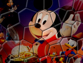 Mickey Mouse - Magic Puzz…