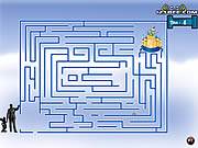 Mickey Maze Game
