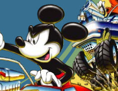 Mickey Mouse - Mean Machi…