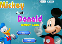 Mickey Mouse and Donald D…