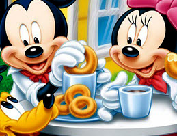 Mickey Mouse And Friends …