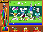 mickey mouse club colorin - Mickey Mouse Colouring Games