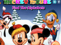 Mickey Mouse - Find The A…