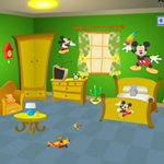 Mickey Mouse Room Escape