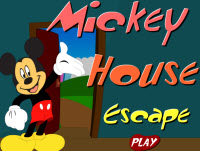 Mickey House Escape