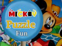 Mickey Puzzle Fun