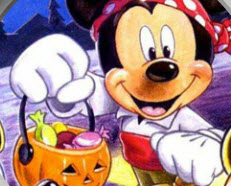 Mickey Mouse - Pic Tart