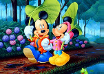 Mickey Mouse and Minnie M…
