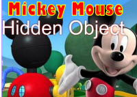 Mickey Mouse Hidden Objec…