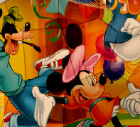 Mickey Mouse - Puzzle Ma…