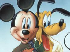 Mickey & Pluto Online pai…