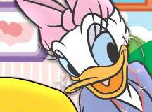 Pretty Daisy Duck Dressup…