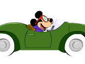 Mickey Mouse Super Racer