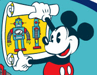 Mickey Mouse - Robot Labo…