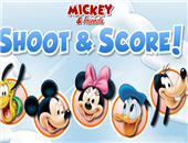 Mickey and Friends Shoot …