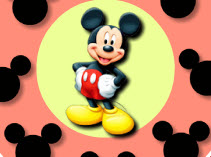 Mickey Mouse Sound Memory
