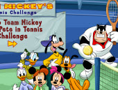 Team Mickeys Tennis Chall…