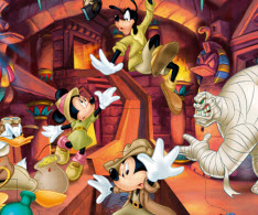 Puzzle Mania Mickey Mouse…