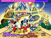 Walt Disney Hidden Alphab…