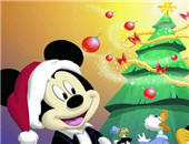 Mickey Mouse Christmas Pu…